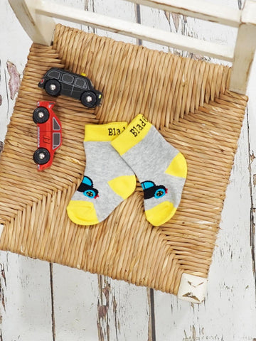 Blade & Rose Boys Car Socks Funky kids Magherafelt