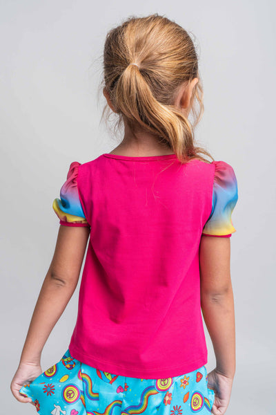 Rosalita Senoritas Girls Somerset T-Shirt  Funky Kids