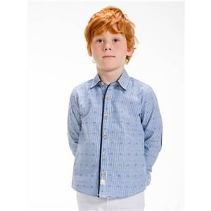 UBS2 BOYS STRIPE SHIRT