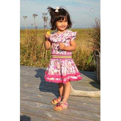 Happy Calegi Girls Bow Dress Funky kids