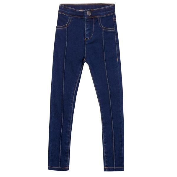 UBS2 HIGH WAIST DENIM JEANS - Funky Kids