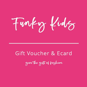 Gift Voucher from Funky Kids NI - Magherafelt