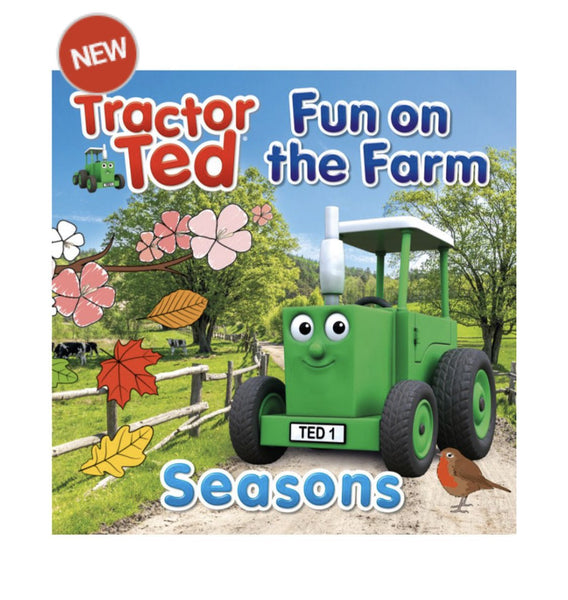 un On The Farm Activity Book Funky kids
