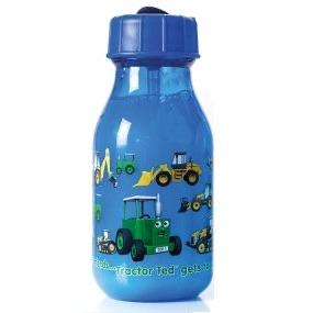 Tractor Ted Digger Water Bottle Funky Kids