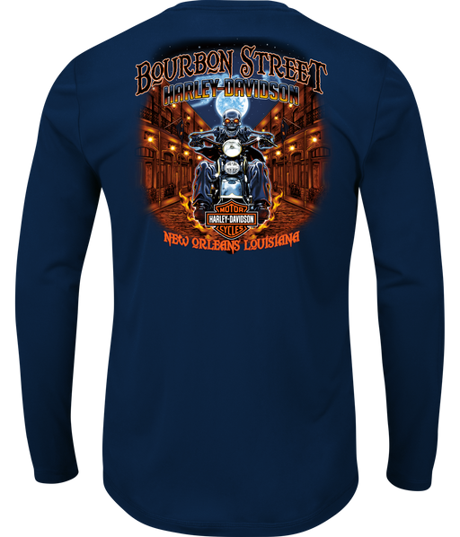 Dead Rider Men's Long Sleeve Shirt