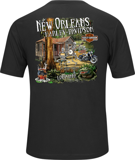 Cajun Band Men's Short Sleeve T-Shirt