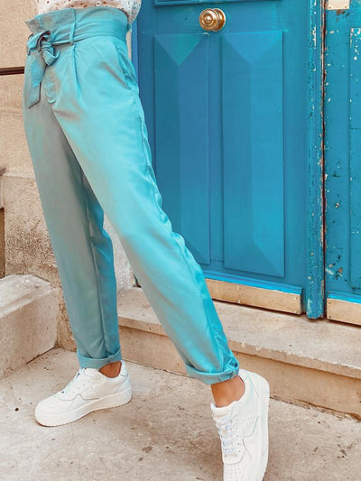 Pantalon ALEX - bleu