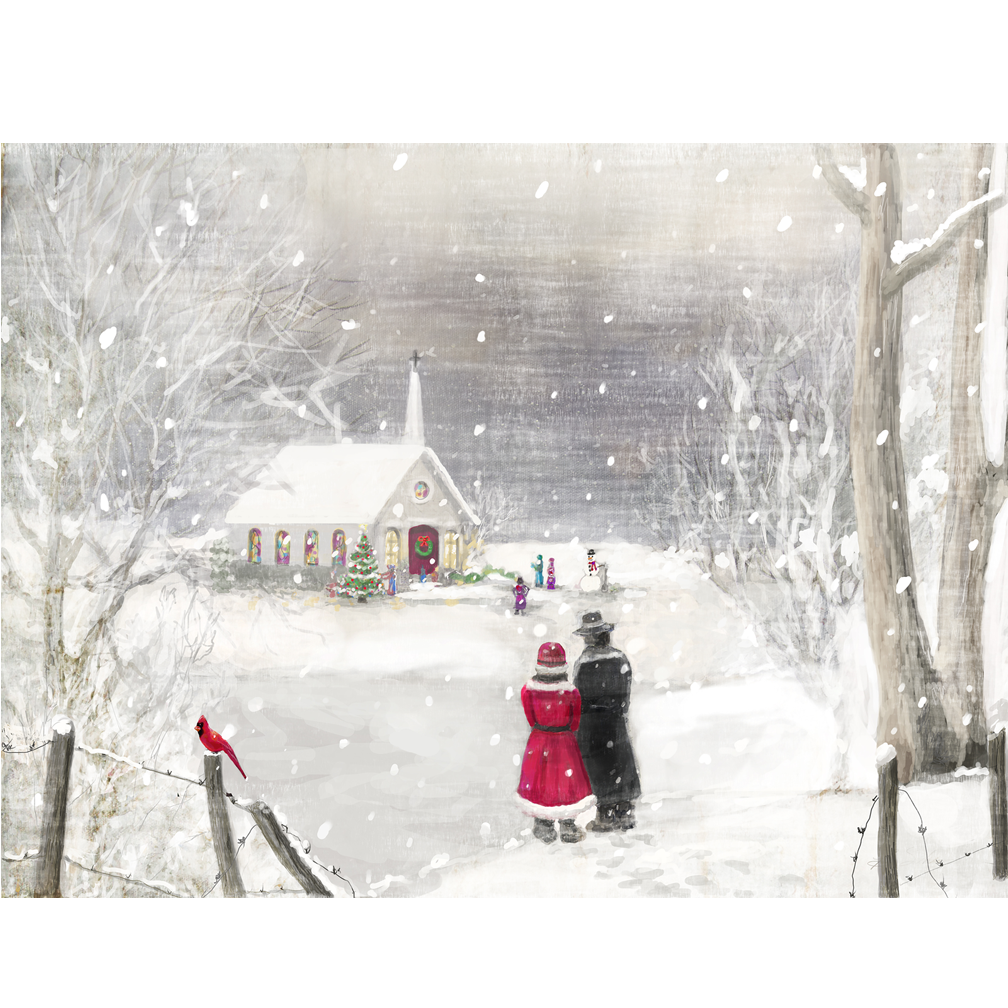 Christmas Eve – Bobby Sikes Online Gallery