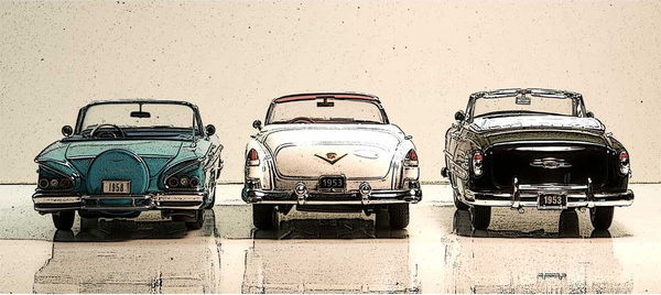Showroom Trio II