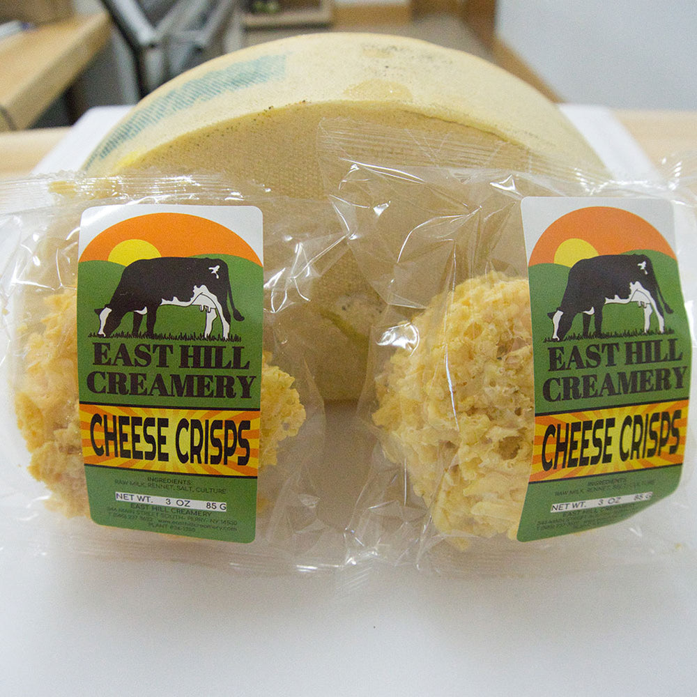 Load image into Gallery viewer, East Hill Creamery Cheese Crisps