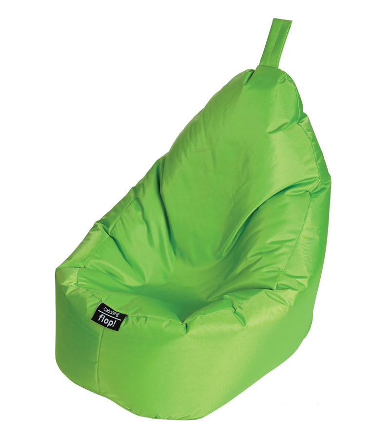 bb41-001-bababing-flop-beanbag-lime-perspective-view