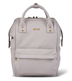 bb71-001-bababing-mani-backpack-blush-grey-front-image