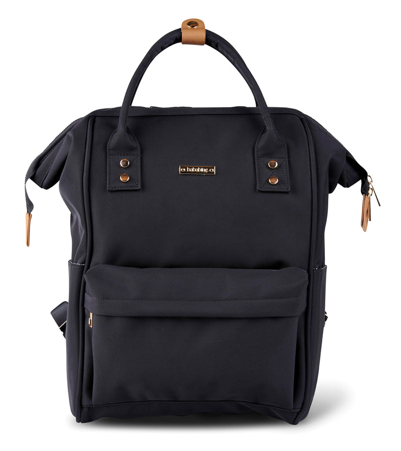 Mani Backpack Changing Bag - Black (1913788956762)