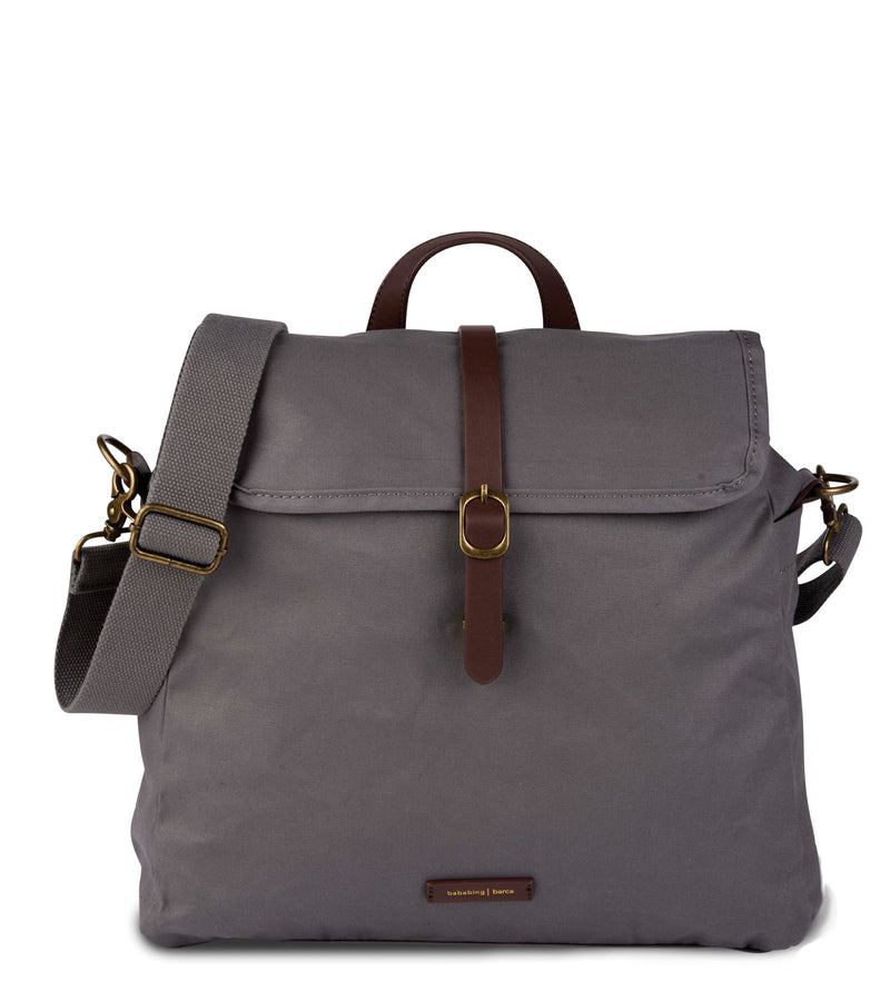 bababing-bb90-001-barca-changing-bag-grey-front