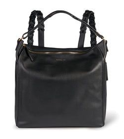Lucia Changing Bag - Black