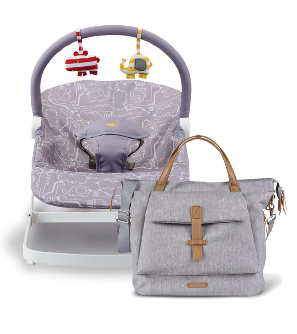 bb115-001-bababing-float-bouncer-grey-and-erin-changing-bag-product-bundle
