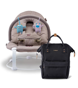 bb86-001-bababing-lobo2-baby-bouncer-grey-and-mani-backpack-changing-bag-black-product-bundle