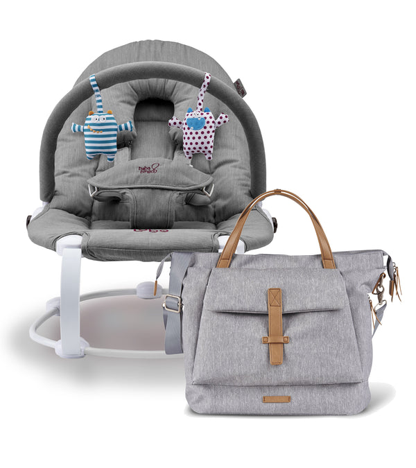 Lobo Bouncer & Erin (Grey) Product Bundle (4685860077658)