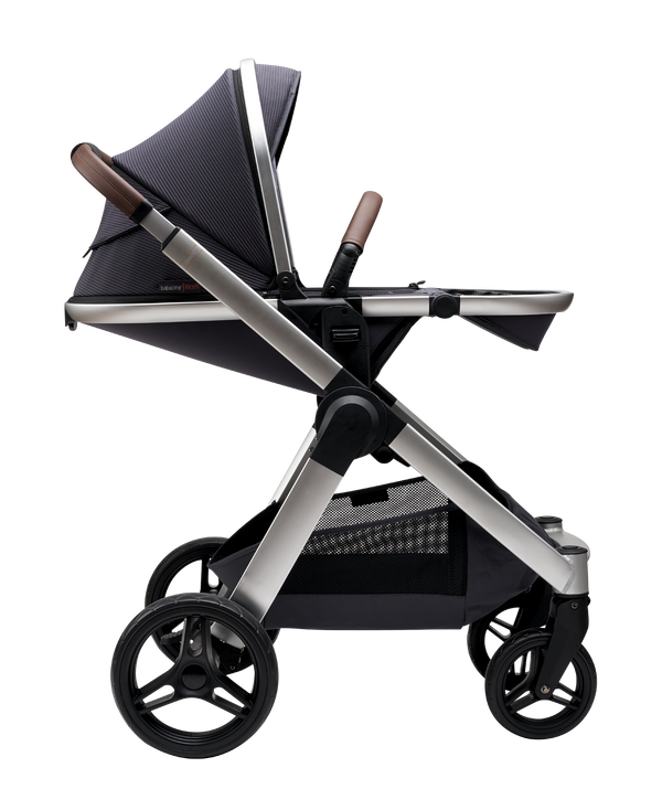 Raffi Pushchair 3-in-1 Travel System - Grey (5917796499606)