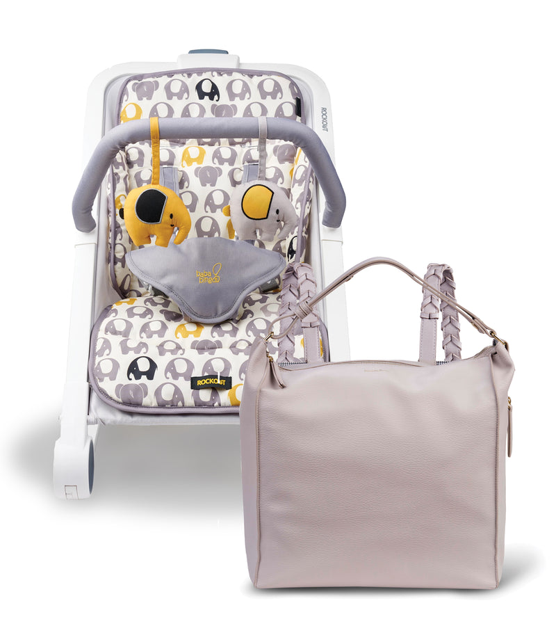RockOut Rocker & Lucia (Blush) Product Bundle (4619466113114)