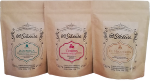 05 - Coffee Process Variety Pack (Washed, Honey, Natural) 8 oz. bags