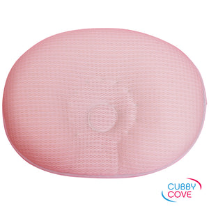 Baby Pillow for Newborn Infants 0-12 - Rose Pink