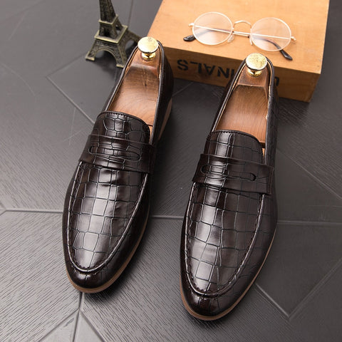 Fashion Business Pointed Men's Shoes(Buy 2 get 20% off)