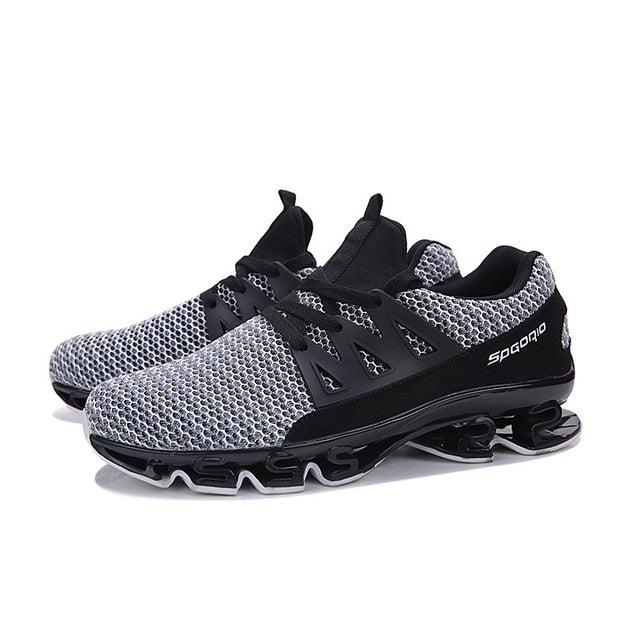 Fashion Spring Outdoor Men's Casual Comfortable Mesh Shoes