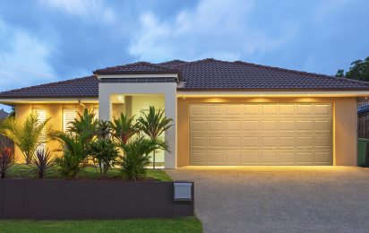 Tempo Sectional Garage Door