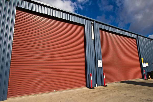 Semi-Commercial Roller Door 3500mm High