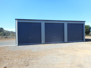 Semi-Commercial Roller Door 4300mm High