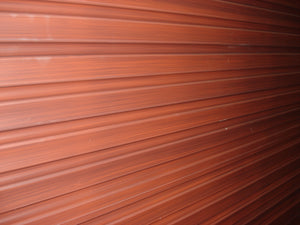 2500mm High Domestic Roller Door