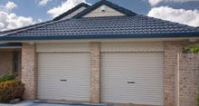 Load image into Gallery viewer, 2500mm High Domestic Roller Door - From $669 (2550mm wide),  Free Delivery Australia wide.