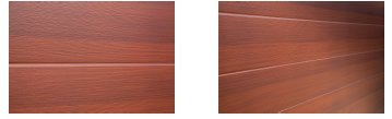 Residential Sectional 4 panel Door 1920-2180mm high,  complete with an ATA GDO9 Dynamo Opener