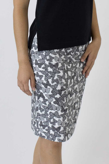 SHORT SKIRT BEDARRA B-04