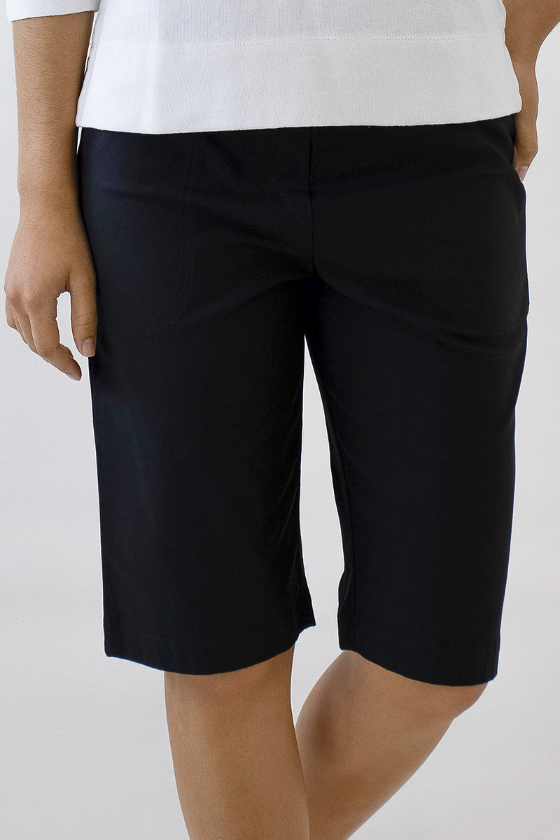SHORTS BEDARRA -Black- B-02
