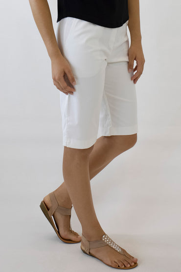 SHORTS BEDARRA -White- B-02