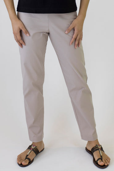 PANTS BEDARRA_Latte_B-03