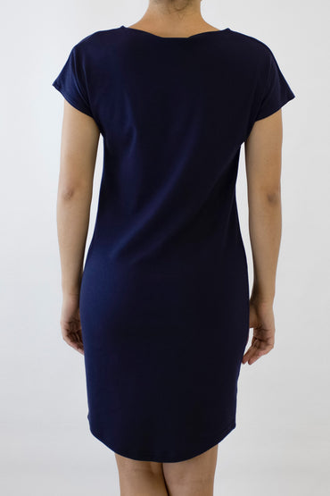 CK-13 ROUND BOTTOM CAP DRESS