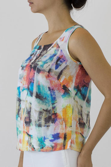 SHELL TOP DL-06
