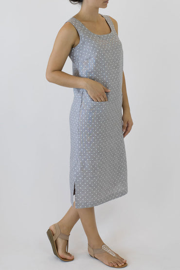 COLUMN DRESS KL-06