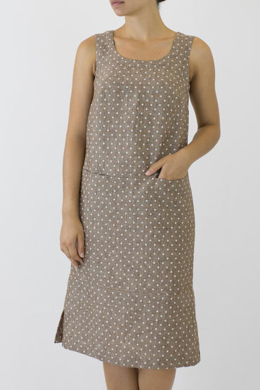 KL-06 COLUMN DRESS