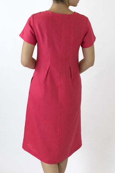 ML-04 PLEAT DRESS
