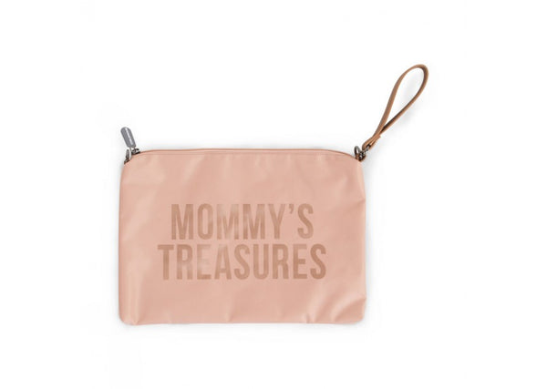 MOMMY'S TREASURES PINK-COPPER