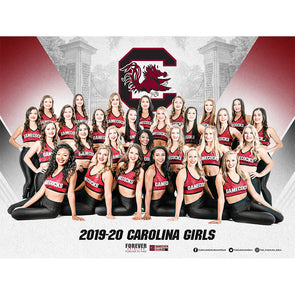 2019 Carolina Girls Poster