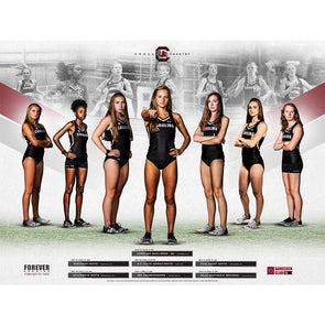 2019 South Carolina Cross Country Poster