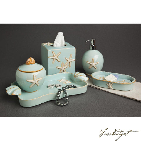 Stoneware Bathroom Accessories