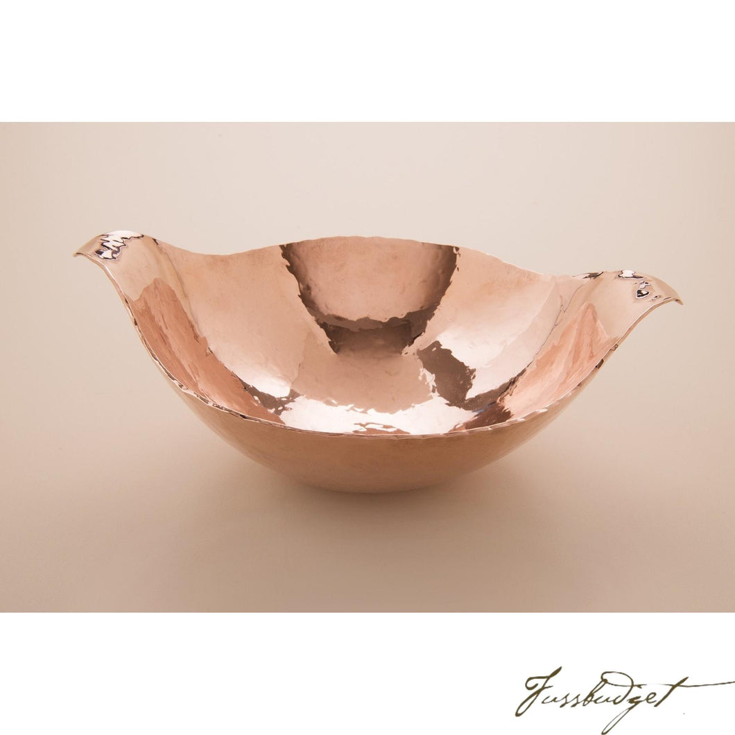 Copper Bowl-Fussbudget.com