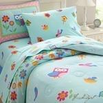 Load image into Gallery viewer, Olive Kids Birdie Full Comforter Set-Fussbudget.com
