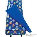 Load image into Gallery viewer, Olive Kids Robots Nap Mat-Fussbudget.com